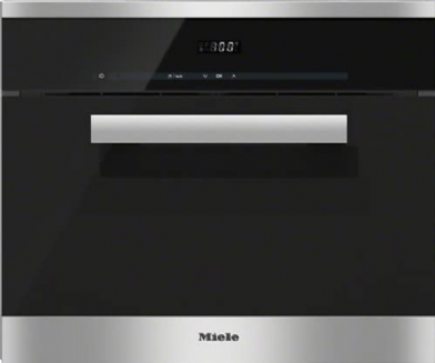 MIELE DG6200 | Pureline | Electric Single Steam Oven | Clean Stainless Steel